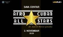 THE AFRO - CUBAN ALL STARS; JUAN DE MARCOS GONZALES