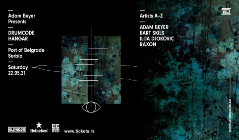 Adam Beyer Drumcode Belgrade